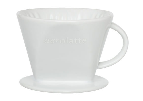 Aerolatte Ceramic Coffee Filter Cone – 2 Cup