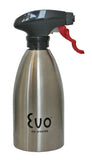 Evo Stainless Steel Non-Aerosol Oil Sprayer Bottle – 16oz