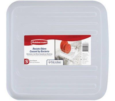 Rubbermaid Drain Board, Small, Clear