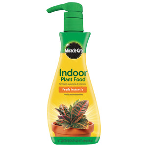 Miracle-Gro Indoor Plant Food, 8 oz