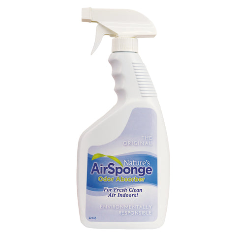 Nature's Instant Air Sponge Spray, 22 oz