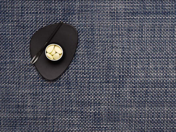 Chilewich Basketweave Placemat – Denim