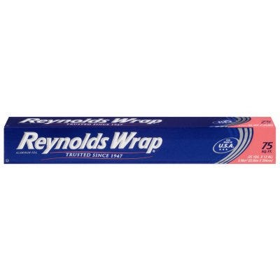 Reynolds Aluminum Foil – 75-Sq. Ft.