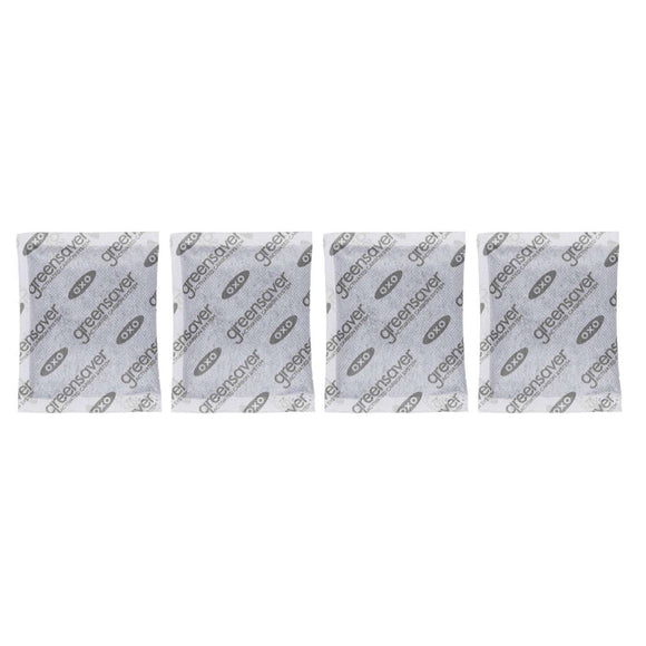 OXO GreenSaver Carbon Filter Refills 4 Pack
