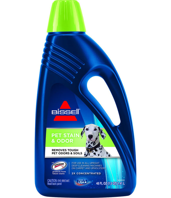 Bissell Pet Stain & Odor Upright Machine Formula – 24oz