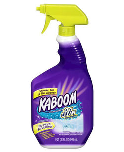 Kaboom Shower, Tub & Tile Cleaner with OxiClean