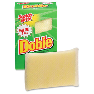 Dobie All-Purpose Cleaning Pads – 3 Pack