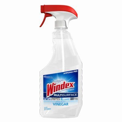 Windex Multi-Surface Cleaner With Vinegar – 23oz