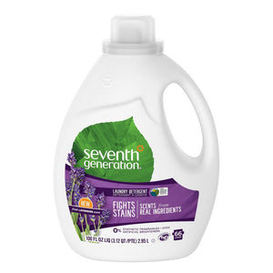 Seventh Generation Laundry Detergent- Fresh Lavender 100 oz