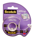 Scotch Gift Wrap Tape with Dispenser