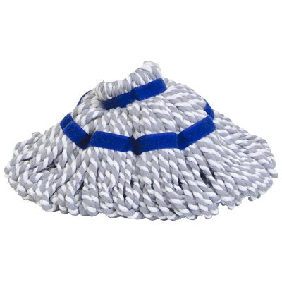 Quickie Wipeout Microfiber Twist Mop Refill, Type F