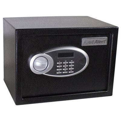 First Alert Anti-Theft Safe – .57-Cu. Ft.