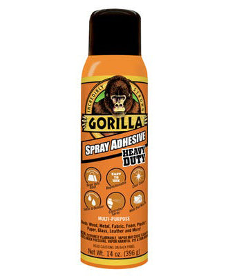 Gorilla Spray Adhesive – 14oz