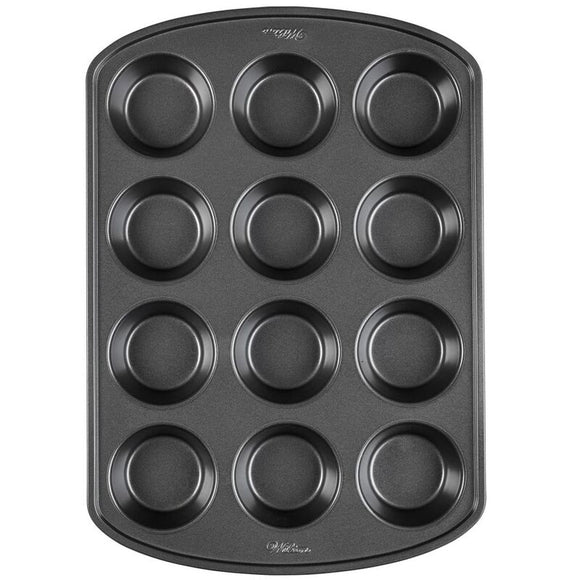 Perfect Results Premium Non-Stick Bakeware Muffin and Cupcake Pan – 12-Cup