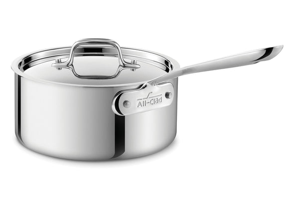 All-Clad Stainless 3qt Sauce Pan