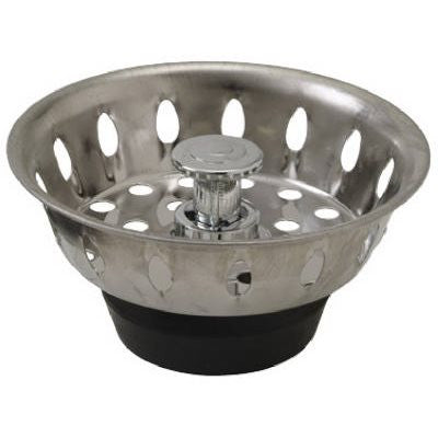 Classic Basket Sink Strainer & Stopper