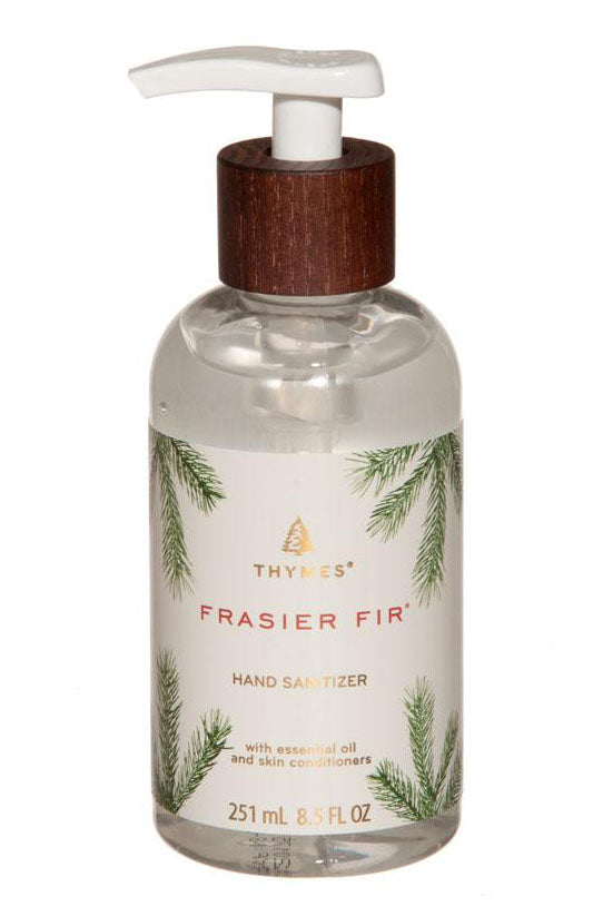 Thymes Frasier Fir Hand Sanitizer – 8.5oz