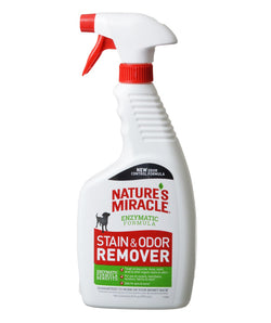 Nature's Miracle Pet Stain & Odor Remover – 24oz Spray