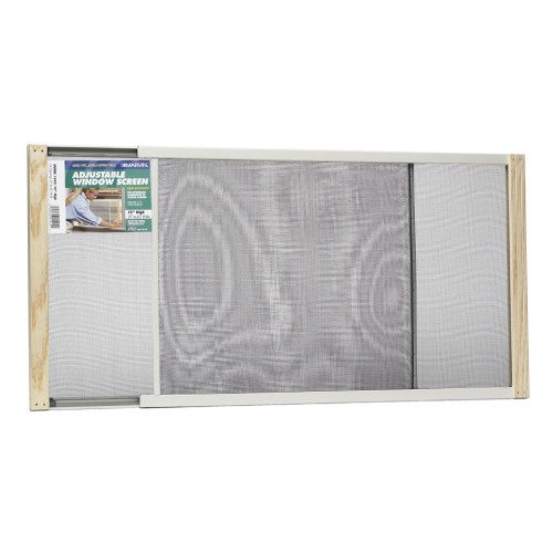 W.B. Marvin Adjustable Window Screen – 10