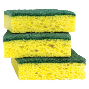Scotch-Brite Heavy Duty Scrub Sponges – 3 pk