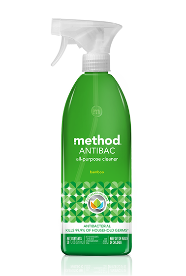 Method Antibacterial All-Purpose Cleaner - Bamboo 28oz