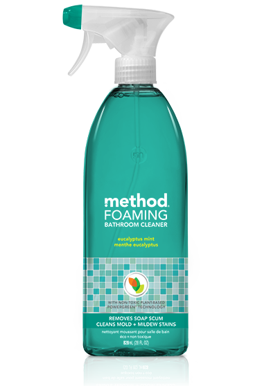 Method Foaming Bathroom Cleaner - Eucalyptus Mint 28oz