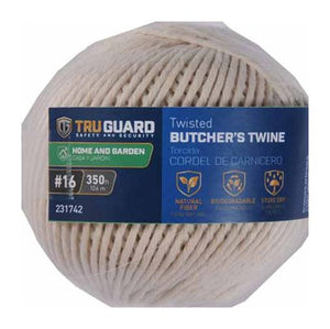 Twisted Cotton Butcher Twine – 350'