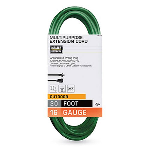 Multi Purpose Extension Cord, 20'