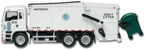 New York City Sanitation Department Garbage Truck