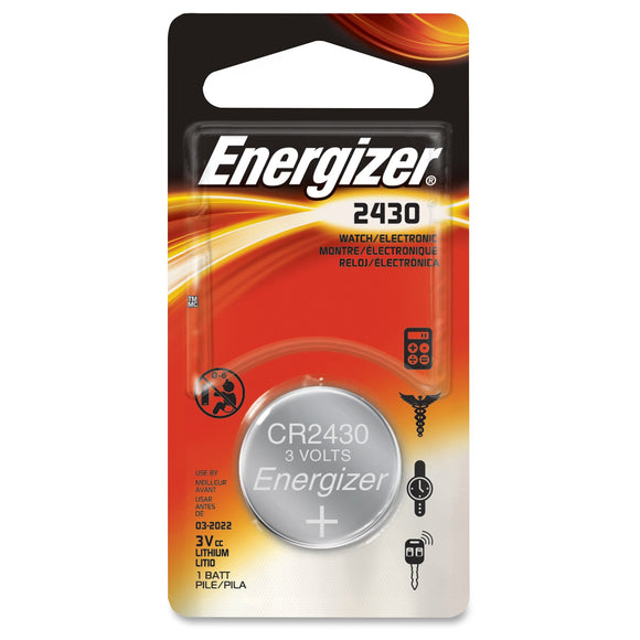 Energizer Lithium 2430 Battery