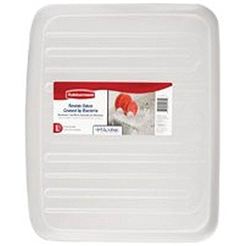 Rubbermaid Drain Board, Large, Clear