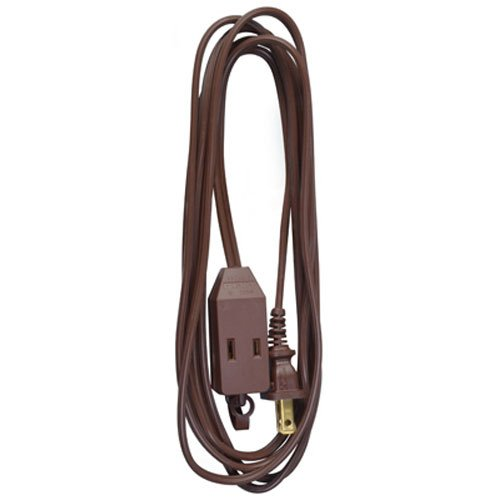 General Purpose Extension Cord, 9' Brown