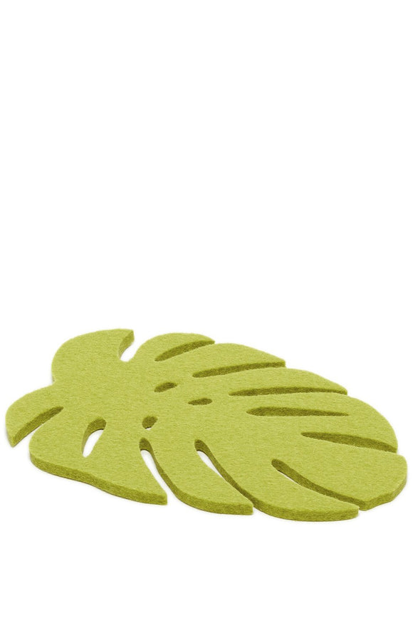Graf Lantz Monstera Trivet – Small – Pistachio