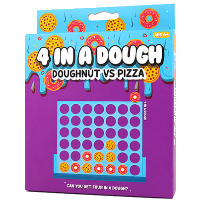 Fat Free Games - Four in a Dough