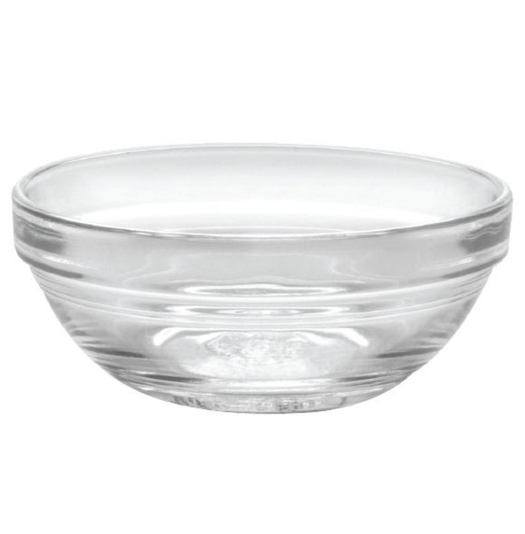 Duralex LYS Stackable Clear Bowl – 6.75