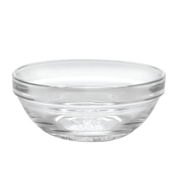 Duralex LYS Stackable Clear Bowl – 5.5