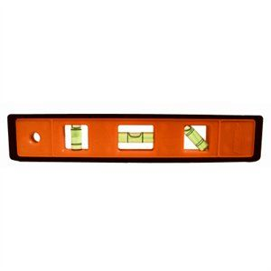 Cast Torpedo Level – Orange – 9