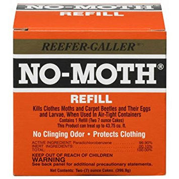 Reefer-Galler No-Moth Refill