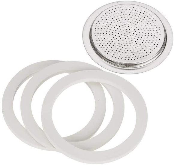 Bialetti Moka Express – 6 Cup Replacement Gasket/Filter