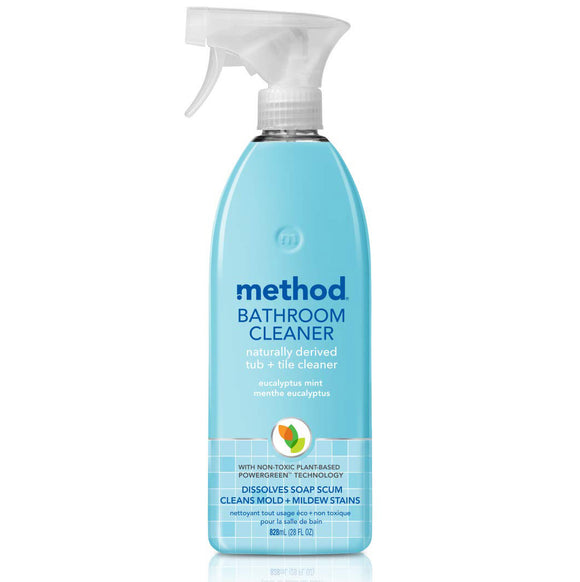 Method Tub & Tile Bathroom Cleaner - Eucalyptus Mint 28oz
