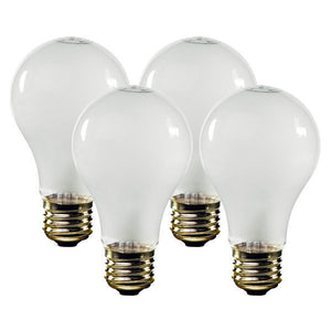 100 Watt Standard A19 Bulbs – 4pk