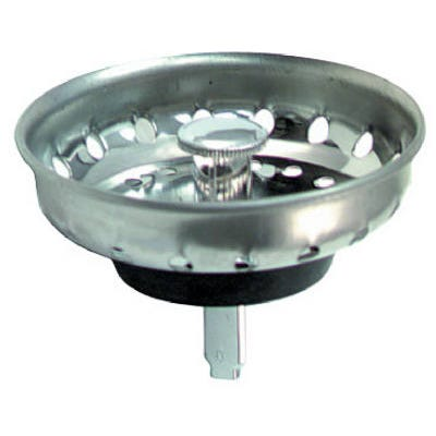 Basket Sink Strainer with Post