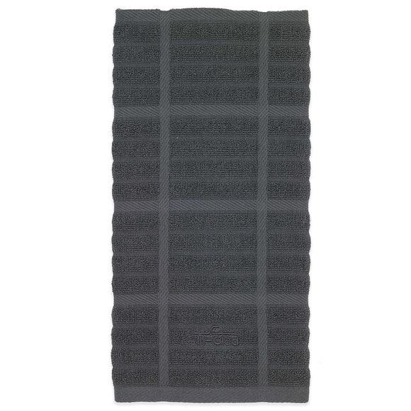 All-Clad Solid Kitchen Towel – Pewter