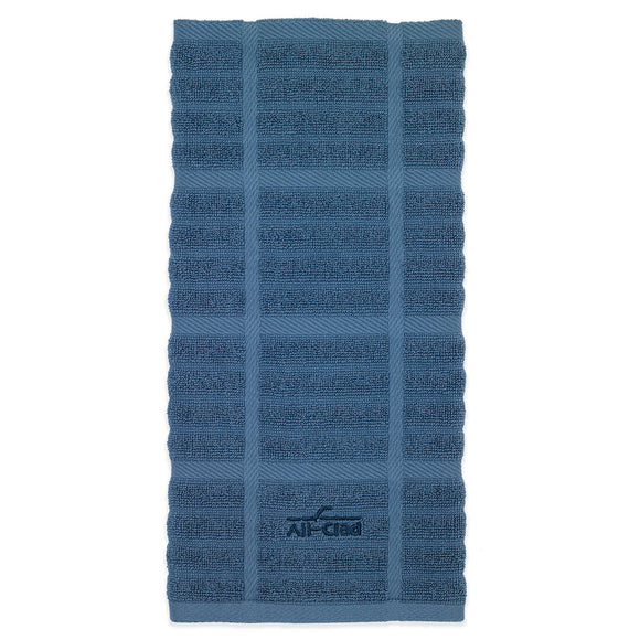 All-Clad Solid Kitchen Towel – Cornflower