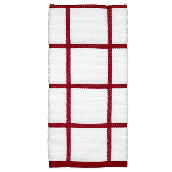 All-Clad Coordinate Kitchen Towel – Chili