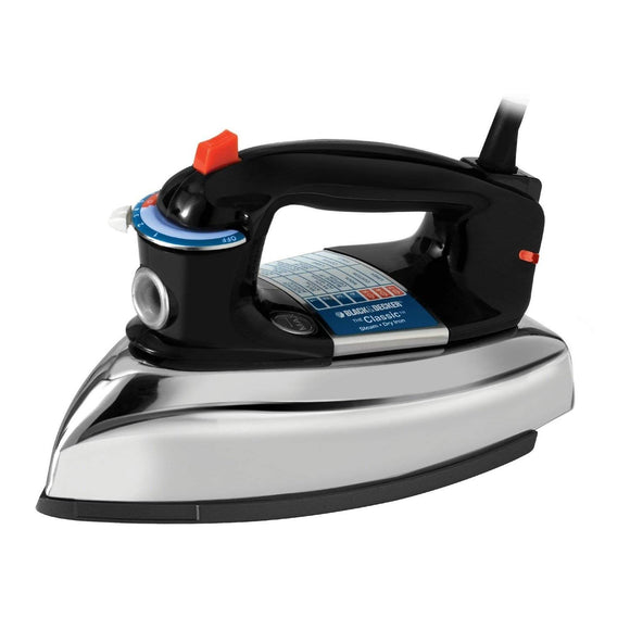 Black & Decker Classic Heavy Duty Iron