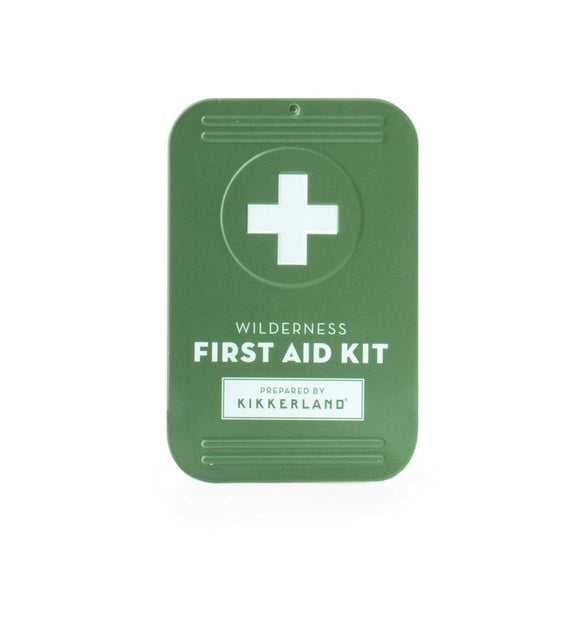 Kikkerland Travel First Aid Kit