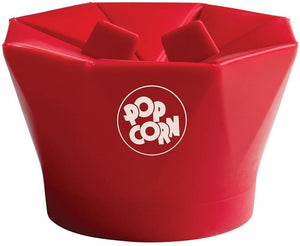 Chef'n PopTop Microwave Popcorn Popper