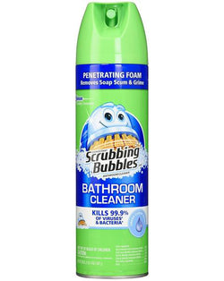 Scrubbing Bubbles Disinfectant  Bathroom Cleaner, Fresh Clean Scent, 20 oz