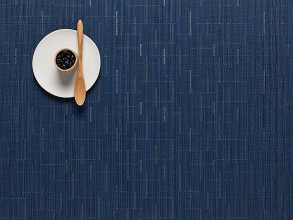 Chilewich Bamboo Placemat – Lapis